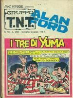 Gruppo TNT. Alan Ford. I tre di Yuma