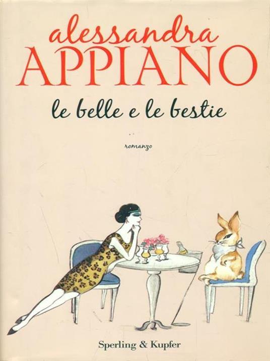 Le belle e le bestie - Alessandra Appiano - copertina
