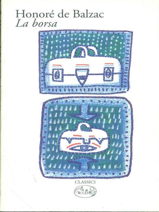 La borsa - Honoré de Balzac - copertina