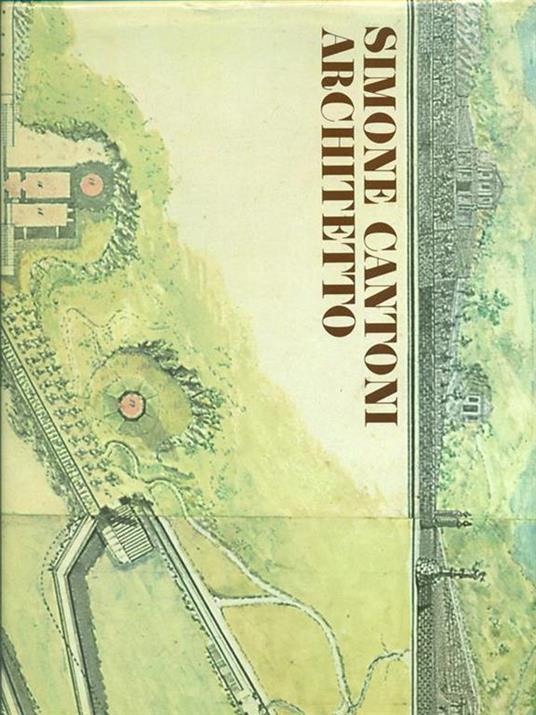 Simone Cantoni Architetto - Cesare Rodi - copertina