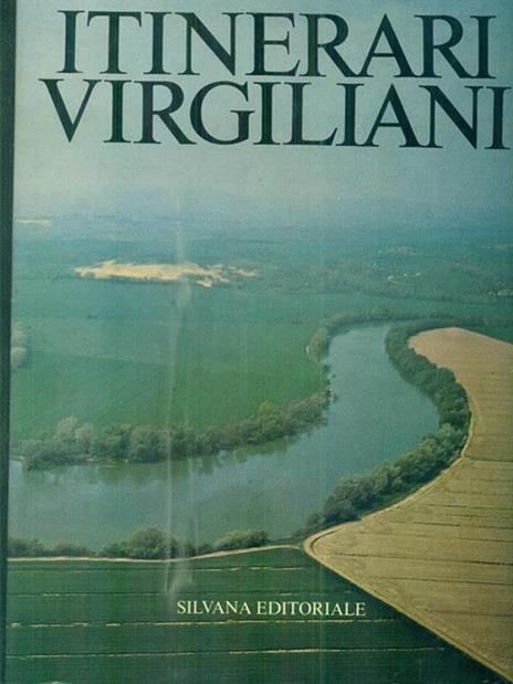 Itinerari virgiliani - copertina
