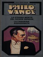 Philo Vance: La strana morte del Signor Benson - La canarina assassinata
