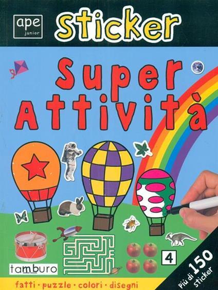 Super Attività - copertina