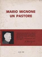 Mario Mignone un pastore