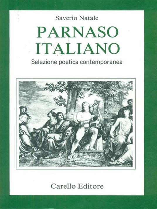 Parnaso italiano - Sebastiana Maria Natale - copertina