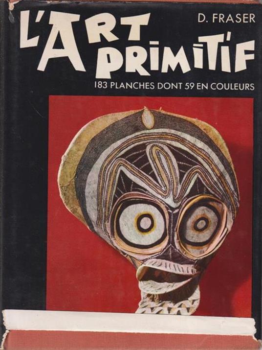 L' art primitif - David Fraser - copertina