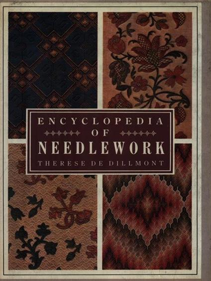 Encyclopedia of Needlework - Therese de Dillmont - copertina
