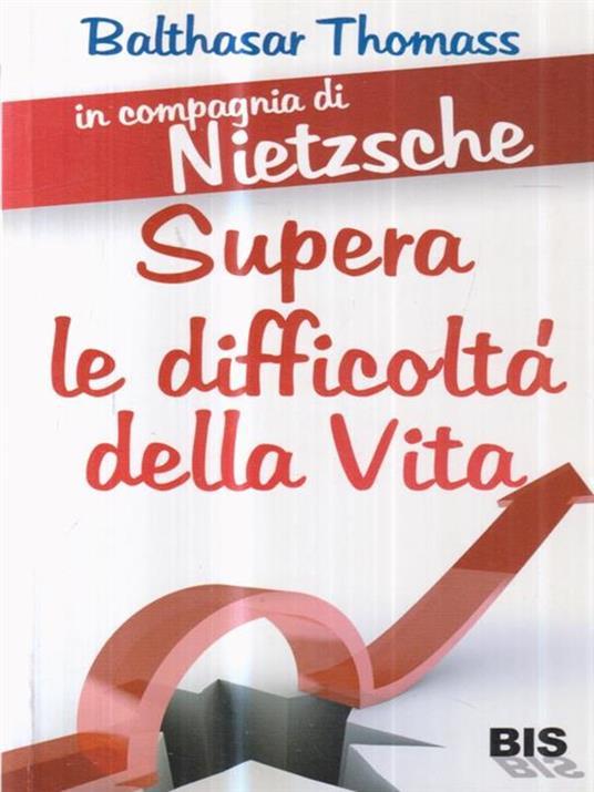 Supera le difficoltà della Vita - Thomass Balthasar - copertina