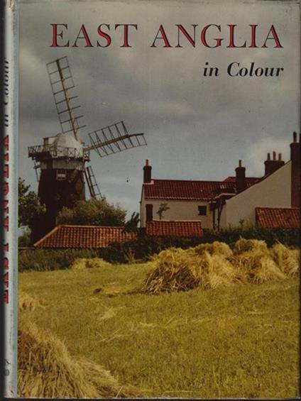 East Anglia in colour - copertina