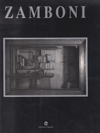 Zamboni - Graziano Campanini - copertina