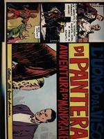 Mandrake: L'uomo dal viso di pantera