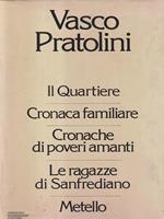 Il Quartiere - Cronaca familiare - Cronache di poveri amanti - Le ragazze di ..