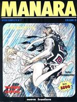 Manara opere complete n. 7 - Lo scimmiotto