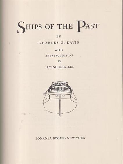 Ships of the past - copertina