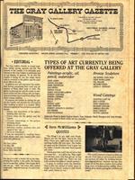 The gray gallery gazette N. 1/1984 - Los Alamos California