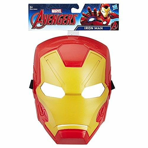 Maschera Avengers Iron Man - 3