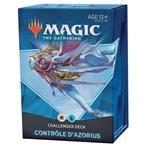 Magic the Gathering Challenger Deck 2021 Azorius Control (Blue and White) Versione francese (modello casuale)