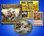 WOTC Magic Nona Edizione Inizio Rapido mazzo introduttivo per 2 giocatori con CD-ROM (IT)