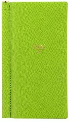 Taccuino Letts Note Origins, Slim Pocket, Verde, 224 Pagine a Righe