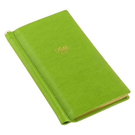 Taccuino Letts Note Origins, Slim Pocket, Verde, 224 Pagine a Righe - 2