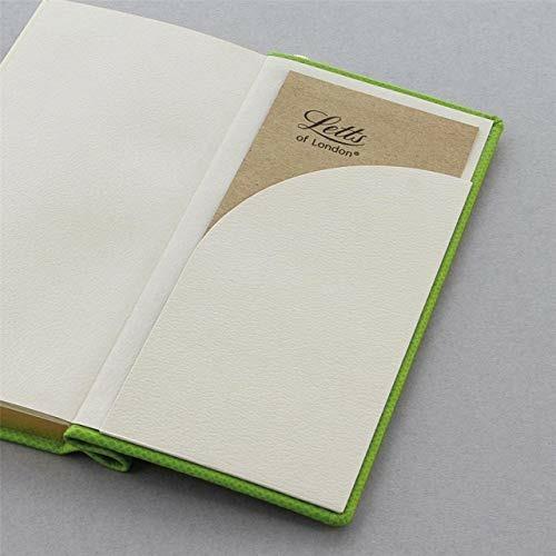 Taccuino Letts Note Origins, Slim Pocket, Verde, 224 Pagine a Righe - 3