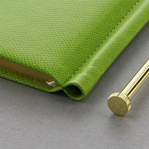Taccuino Letts Note Origins, Slim Pocket, Verde, 224 Pagine a Righe - 4
