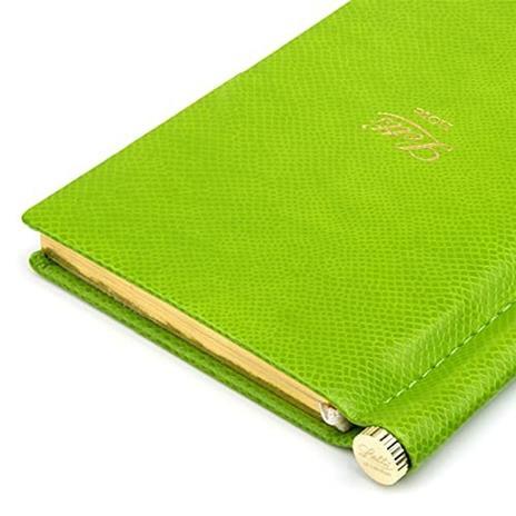 Taccuino Letts Note Origins, Slim Pocket, Verde, 224 Pagine a Righe - 5
