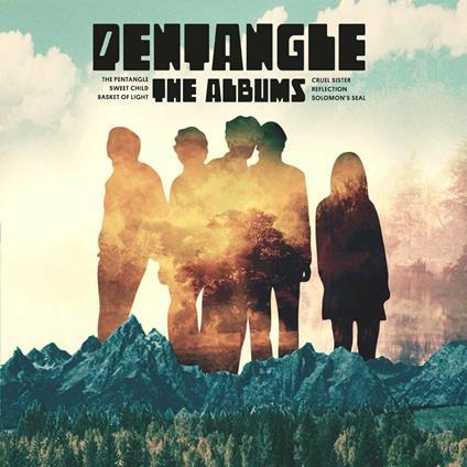 Albums 1968-1972 (Box Set) - CD Audio di Pentangle