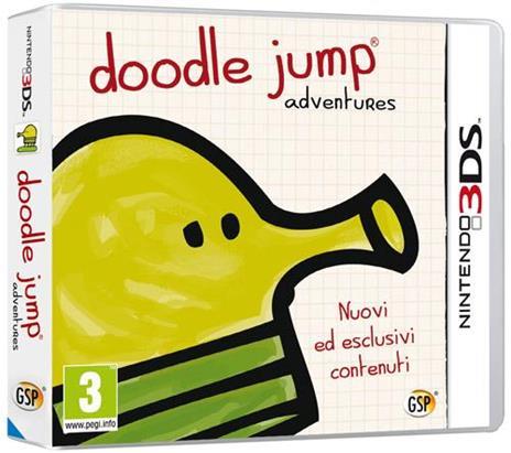 Doodle Jump Adventures - 2