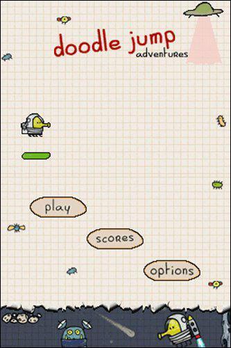 Doodle Jump Adventures - 3