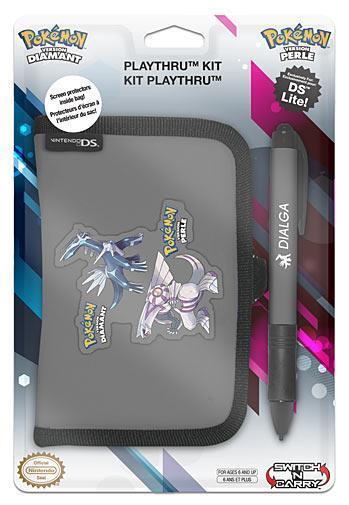 BD&A NDS Lite Play-Thru Kit Pokemon D&P