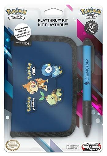 BD&A NDS Lite Play-Thru Kit Pokemon D&P - 4