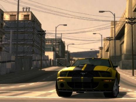 Ford Street Racing - 3