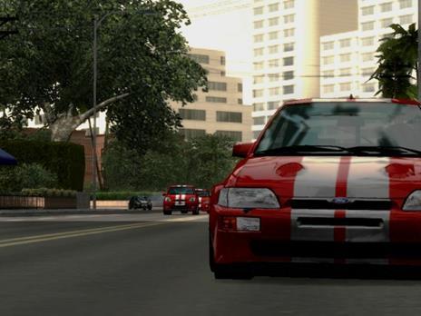 Ford Street Racing - 5