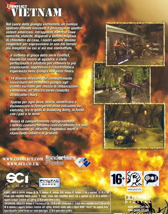 Conflict Vietnam - 17