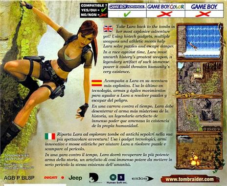 Lara Croft Tomb Raider. Legend - 11