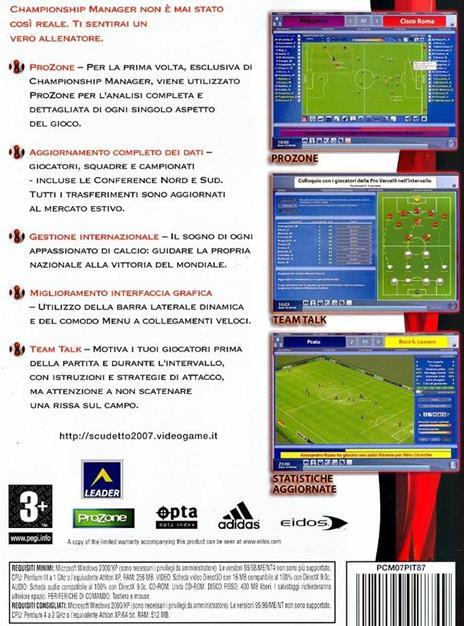 Scudetto 2007 - 8
