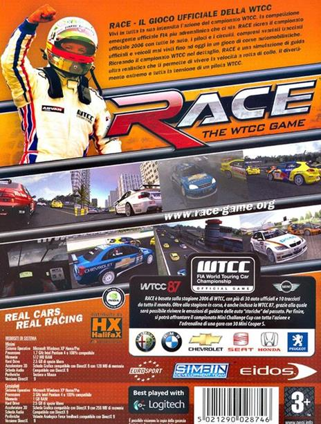 RACE - The Official WTCC Game - 3