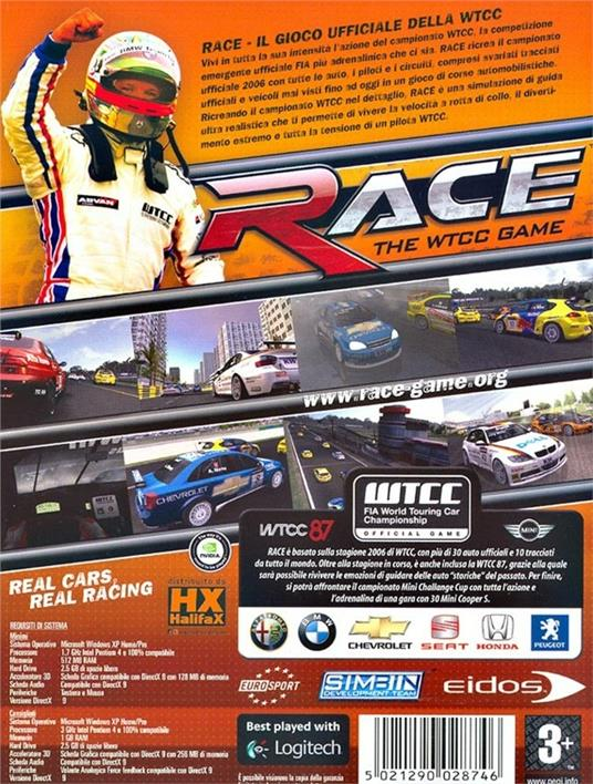RACE - The Official WTCC Game - 4