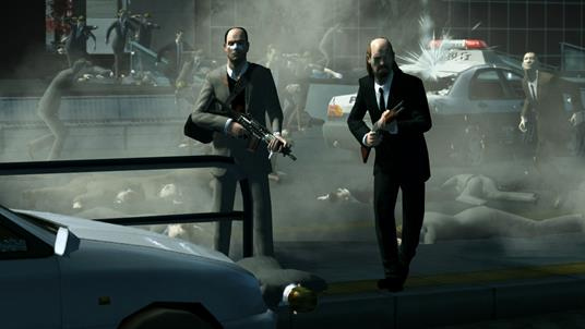 Kane and Lynch: Dead Men - 3