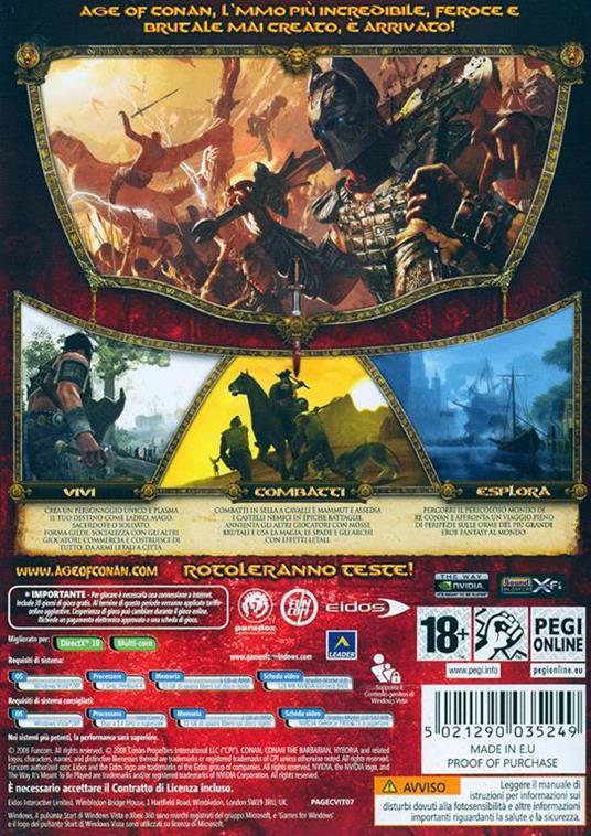 Age of Conan - Hyborian Adventures - 3