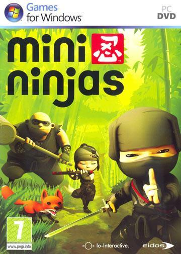 Mini Ninjas - 2