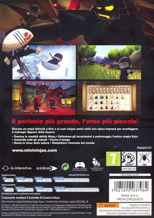 Mini Ninjas - 4