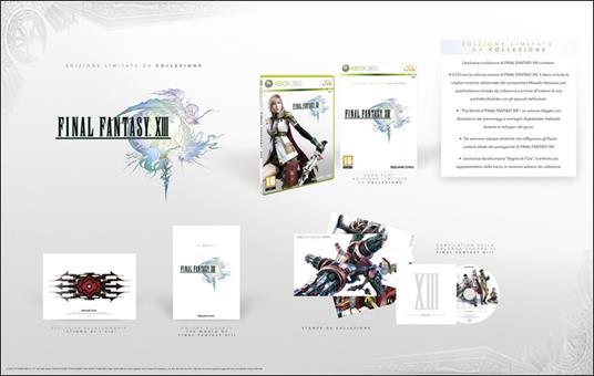 Final Fantasy XIII Special Edition - 2