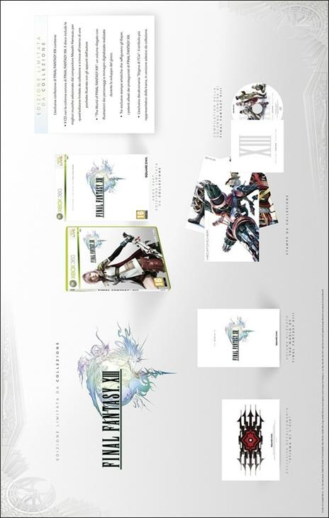 Final Fantasy XIII Special Edition - 5
