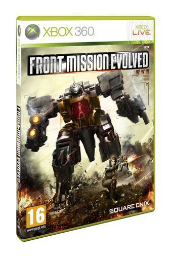 Front Mission Evolved - 2