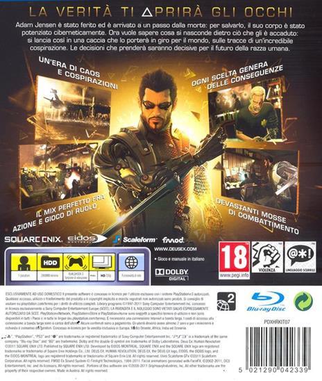 Deus Ex: Human Revolution - 4