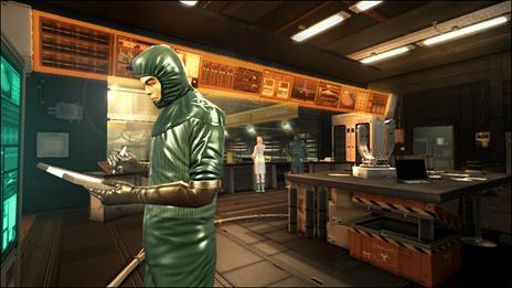 Deus Ex: Human Revolution - 11