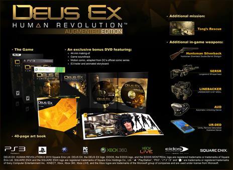 Deus Ex: Human Revolution Augmented Edition - 2