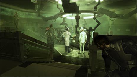 Deus Ex: Human Revolution Augmented Edition - 4